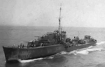 HMS Lightning (G55) L-class destroyer of the British Royal Navy. (google.image) 5.17