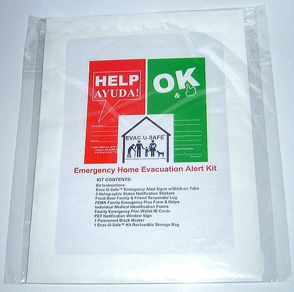 17 best Emergency Evacuation \/ Home Evacuation Alert Kits images - fema application form