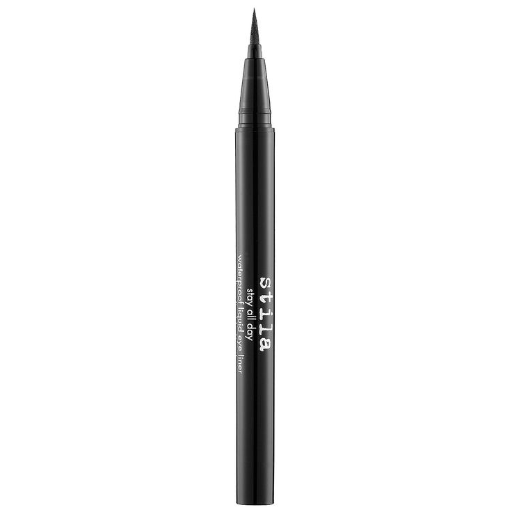 Stila Stay All Day® Waterproof Liquid Eye Liner:  This stays on ALL DAY! So easy to use so fun to play with