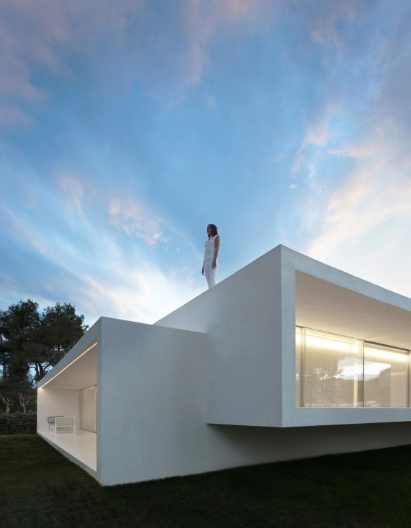 The Breeze House in Castellon Spain by Fran Silvestre Arquitectos