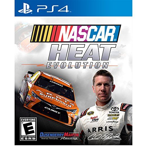 NASCAR Heat Evolution PS4  PlayStation 4 >>> Learn more by visiting the image link. Note:It is Affiliate Link to Amazon.