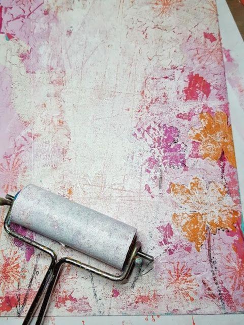 PaperArtsy: 2017 #1 Pretty Planning {by Christine Dark}