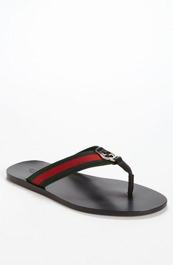 Gucci 'Flip Flip' Flip Flop available at #Nordstrom