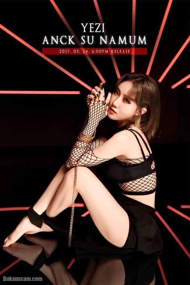 YEZI Digital Single Album 'Anck Su Namum' Teaser Image : http://www.bukanscam.com/2017/05/yezi-digital-single-album-anck-su-namum.html