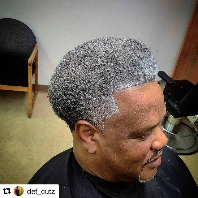 Grey Hair Black Man Image By Dimeji Alamutu On Afro Grey