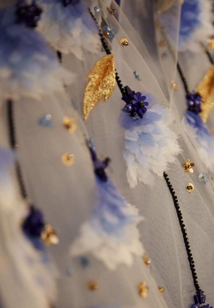GEORGES HOBEIKA fall 2015 couture.