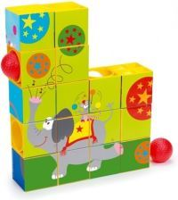 Scratch Puzzle & Rollercoaster Z Piłką 6181031 - zdjęcie 1