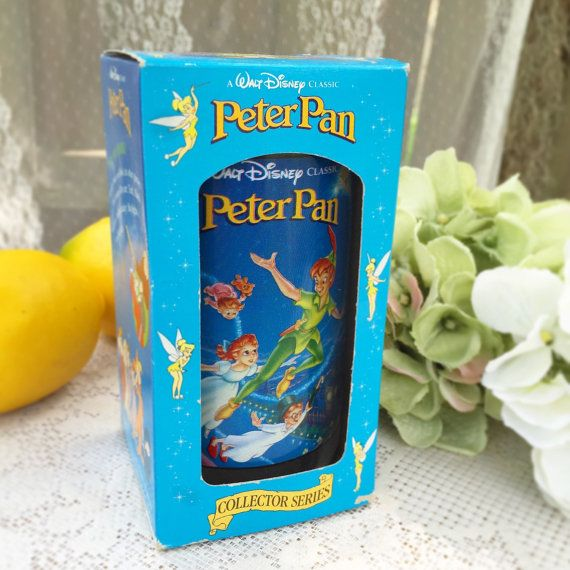 Hey, I found this really awesome Etsy listing at https://www.etsy.com/listing/231818149/vintage-peter-pan-disney-collectors-cup