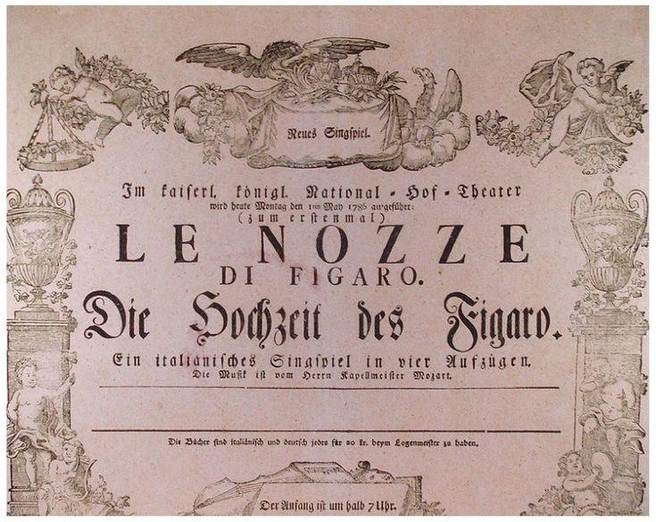 28 best Le Nozze di Figaro images on Pinterest