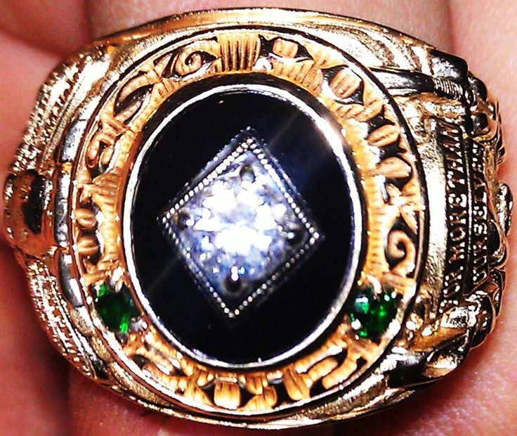 26 best The History of American Class Rings images on ...