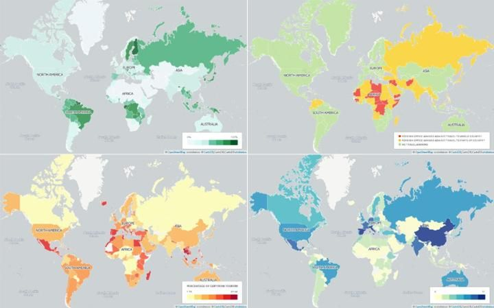 15 maps that will change the way you see the world | tmf-dialogue