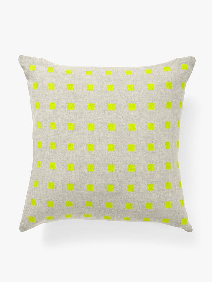Squares Cushion