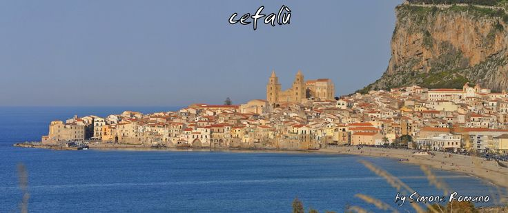 Panoramica di Cefalù (Sicilia)