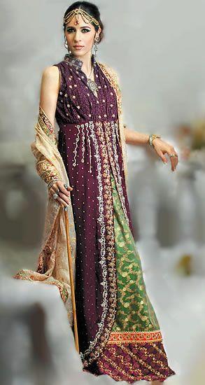 Wedding Dresses:Pakistani Clothes Pakistani Casual Dresses