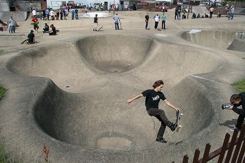 Romford Skatepark - The Rom
