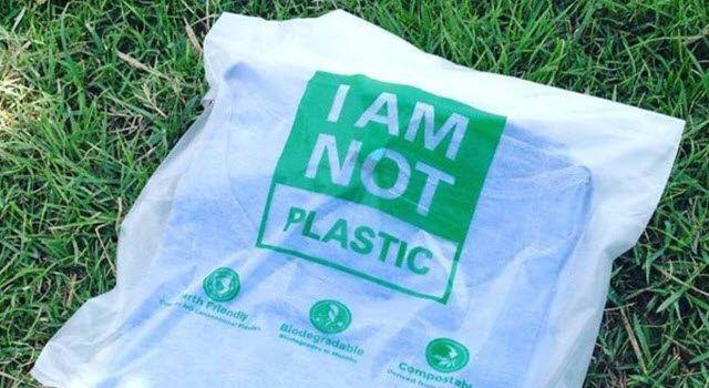 Desarrollan nuevas bolsas biodegradables que se pueden disolver en agua