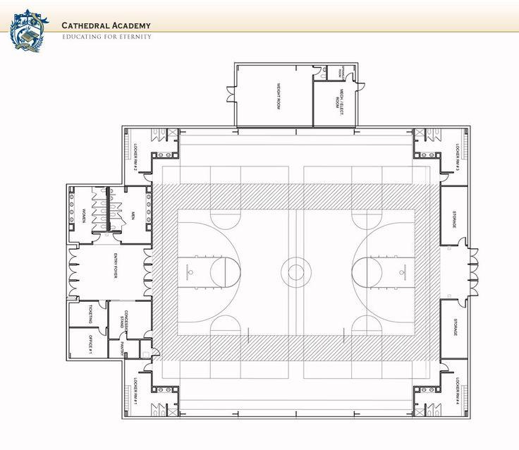 Best 25 school floor plan ideas on pinterest mansion for Gym blueprints