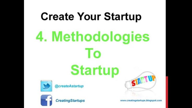 How to Make Money - Start a Business - Step 4 - Methods of Starting a Business - Create A Startup - #Startups #Business #Entrepreneur