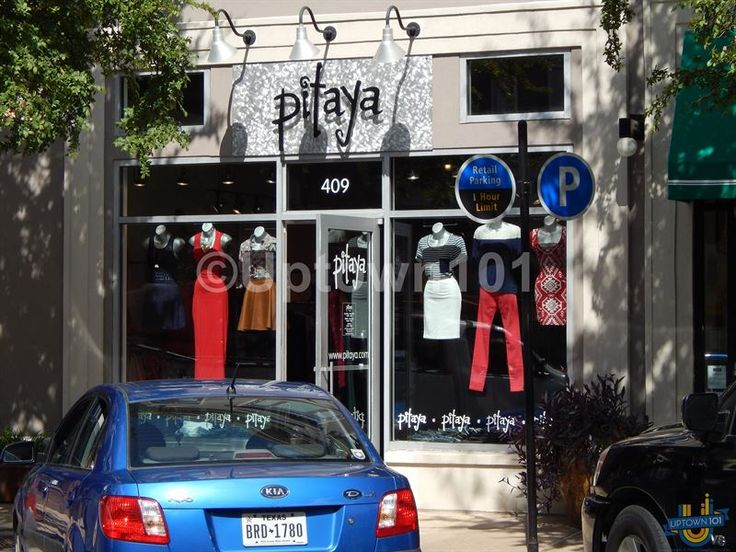 Walk to shops like these when you live in the West Village Dallas - http://uptown101.com