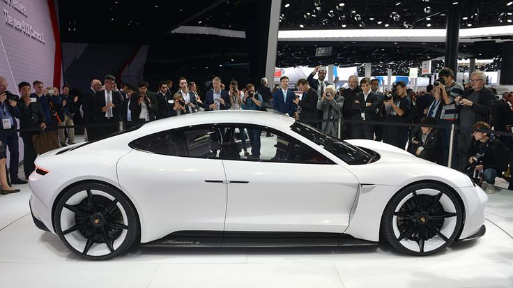 Porsche's Mission E pricing might give Tesla buyers pause Porsche boss Oliver Blume has dropped some details about the Porsche Mission E that should perk up the ears of EV and sports car fans. The all-electric vehicle will look much like the dramatically-styled concept that first appeared in 2015 and get to an 80 percent charge in just 15 minutes. It will also go on sale in 2019 and have a (relatively) reasonable price of an entry-level Panamera which is around $80000-$90000 he told Car…