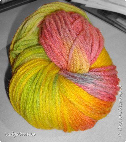Как покрасить шерстяную пряжу в микроволновке пищевыми красителями