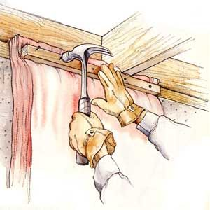 Illustration by Narda Lebo | thisoldhouse.com | from Insulating a Crawl Space