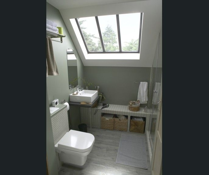 les 44 meilleures images du tableau salle de bain sur. Black Bedroom Furniture Sets. Home Design Ideas