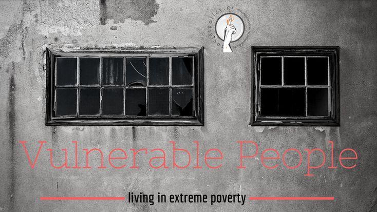 Ρατσισμός και ευάλωτες ομάδες: Άνθρωποι που ζουν σε συνθήκες ακραίας φτώχειας