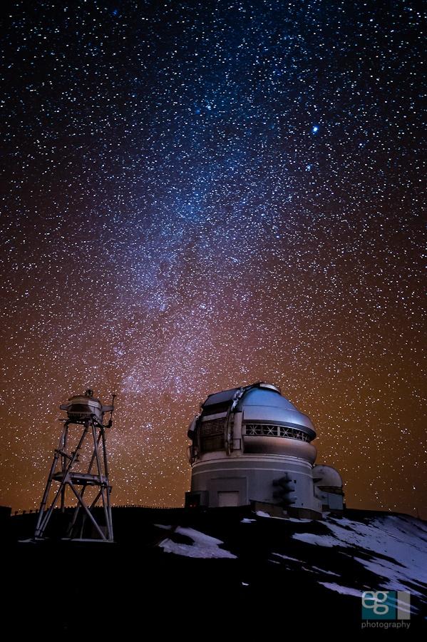 Star gazing at Mauna kea -- Looks like a nice night idea while in Kona Hawaii