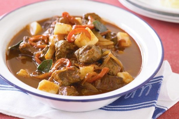 Nothing is as comforting on cold winter nights as a big bowl of stew.