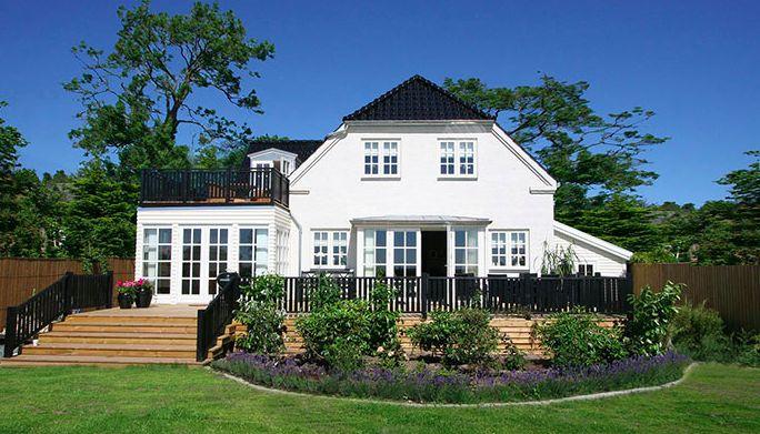 Dansk villa, lekkert ;-)