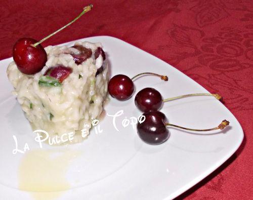 ... rispolverando vecchie ricette.... vi assicuro che merita ;) http://www.lapulceeiltopo.it/forum/ricette-primi-piatti/722-risotto-alle-ciliegie#881