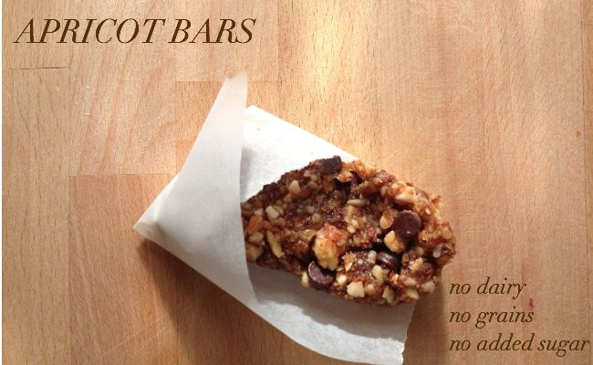 apricot bars from @Alva Leigh | food | Pinterest