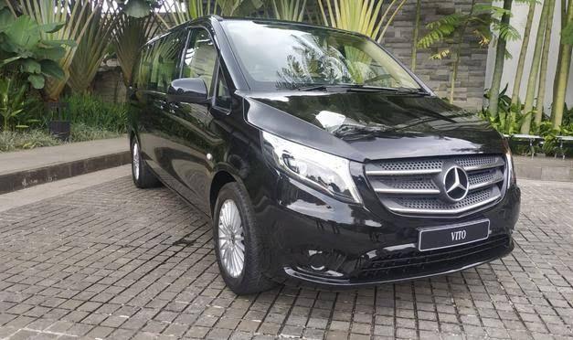Mercedes Benz Resmi Luncurkan 2 Model Mobil Terbarunya Yaitu Vito