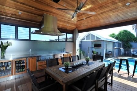 Absolutely stunning new Alfresco with complete outdoor kitchen, cedar lined ceiling, ceiling fans, built-in gas for cooking and built-in fridges (& fully stocked!). All of this overlooks the stunning new resort style pool. This is Outdoor living at its absolute best. Noone does it better than Aussies!