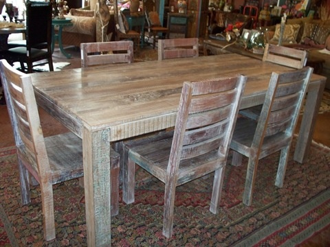 rustic dining furniture hampton dining set cierra interiors - Rustic Dining Set