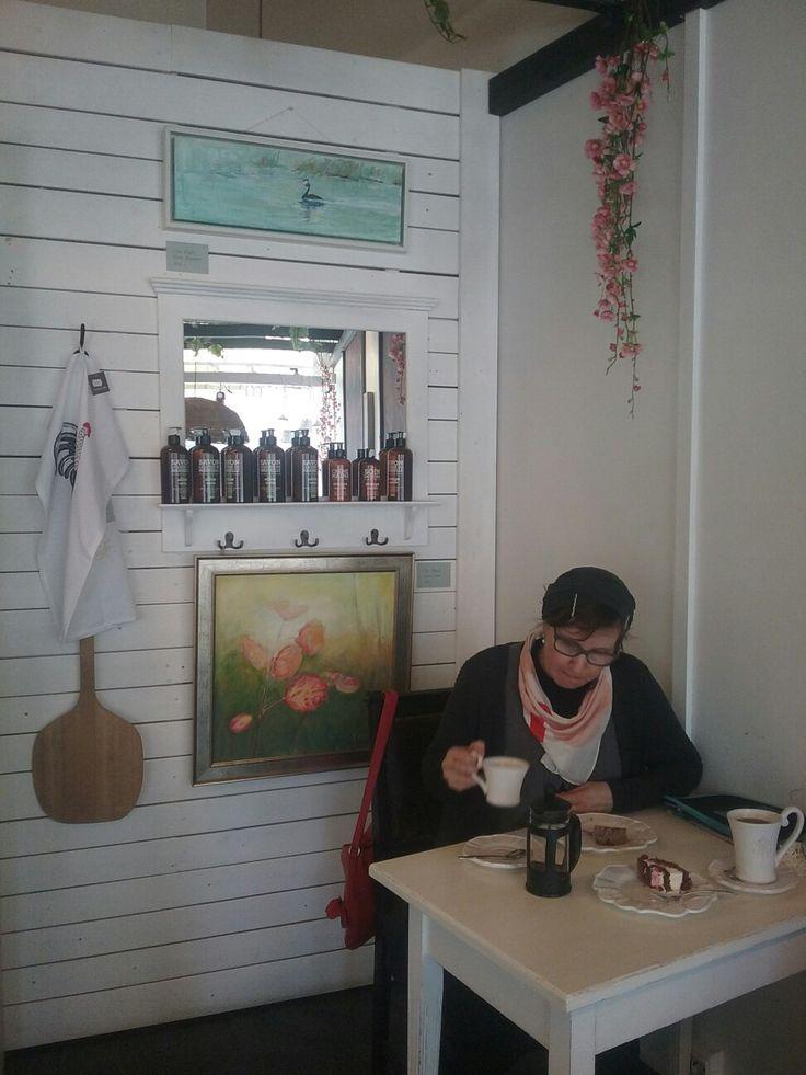 Cafe Ruufus, Seinäjoki. May 2017.