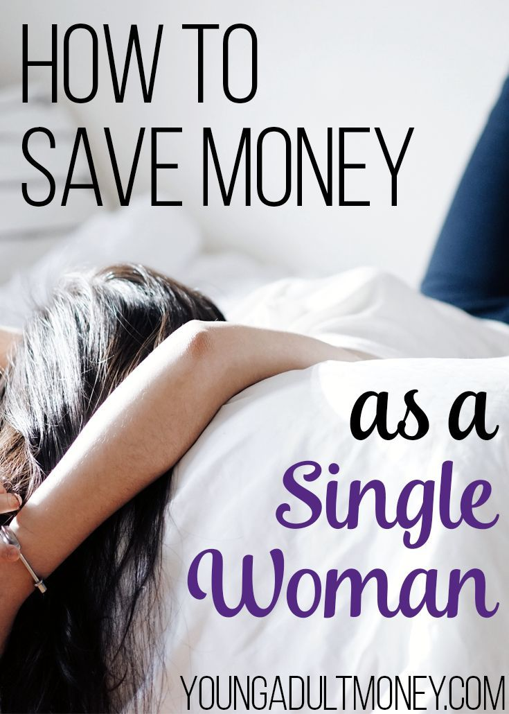 Find out why single women should be especially attuned to saving money, and how they can do it effectively.