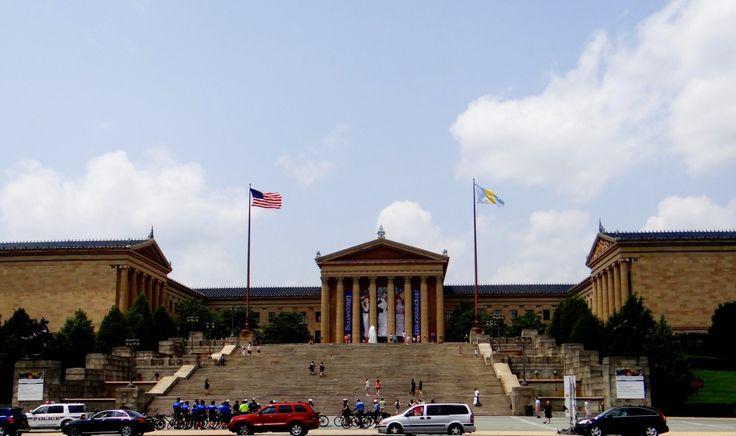 Philadelphie Road Trip Voyage   Rocky