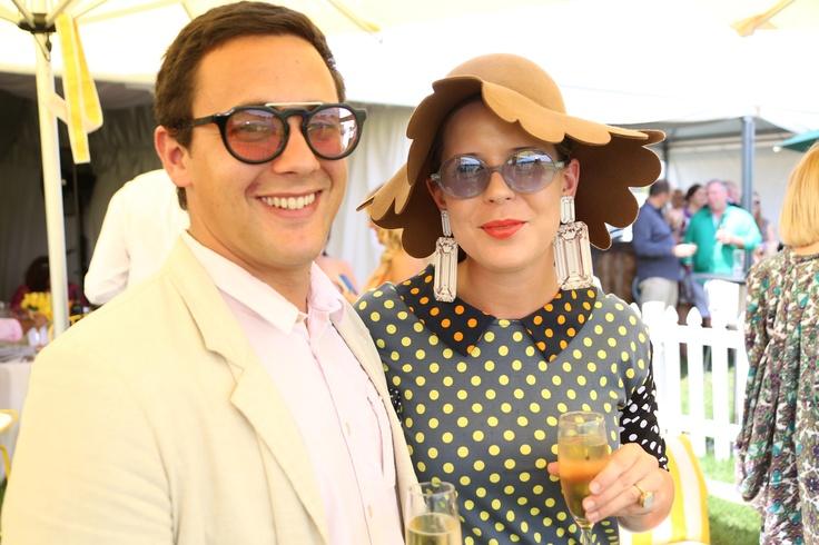 Nic Nicolaides & Kate Boyd