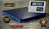 """#2: Prime Scales Heavy Duty 48""""x48"""" Floor Scale 