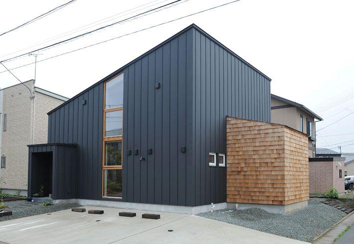 【 山手台の家|施工実例 】MOLX もるくす建築社|秋田県大仙市大曲の建築デザイン・工務店 -家づくり、こだわりの住まいをご提案いたします-