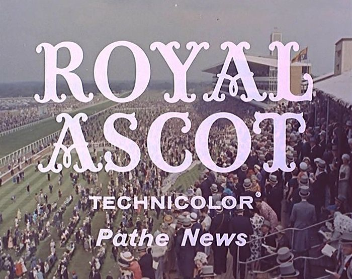 Royal Ascot in the 1960s - British Pathé