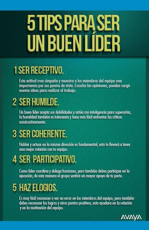 5 tips que te ayudarán a ser un buen LIDER #UMayor #estudiantes #liderazgo