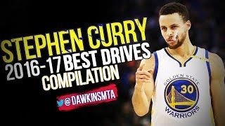 Stephen Curry 2016-17 Season BEST DRIVES Compilation Part2  NASTY Handles NO Threes!
