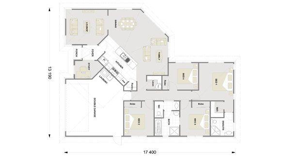 Renwick House Plan