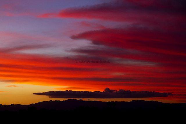 Tauranga sunset | © Elyse Childs Photography