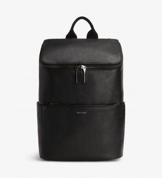 Gorgeous. BRAVE - BLACK - backpacks - handbags, $135