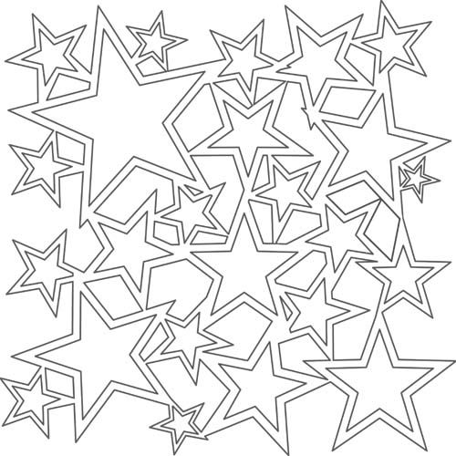 65 best Stars images on Pinterest Christmas stars, Stars and - star template