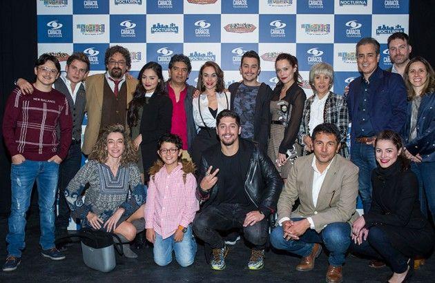 Este es el elenco de 'La Nocturna' del Canal Caracol